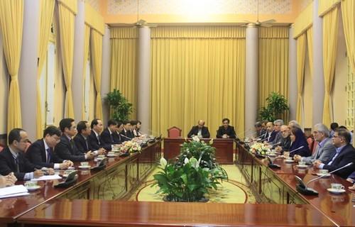Việt Nam - Iran tăng cường hợp tác trong những lĩnh vực có tiềm năng - ảnh 1