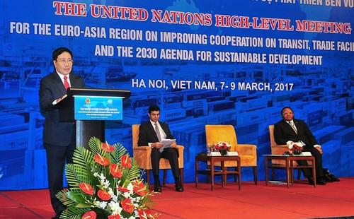 Việt Nam – Liên hợp quốc: dấu ấn 40 năm hợp tác - ảnh 1
