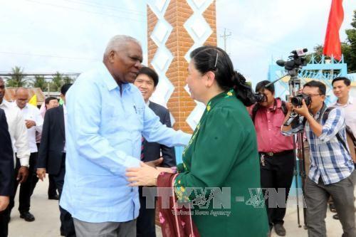 Chủ tịch Quốc hội Cộng hòa Cuba kết thúc tốt đẹp chuyến thăm chính thức Việt Nam - ảnh 2