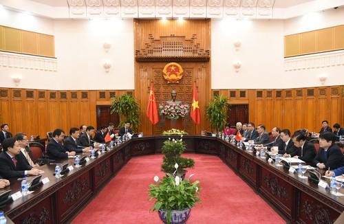 Việt Nam – Trung Quốc phát triển quan hệ láng giềng hữu nghị, đối tác hợp tác chiến lược toàn diện - ảnh 2