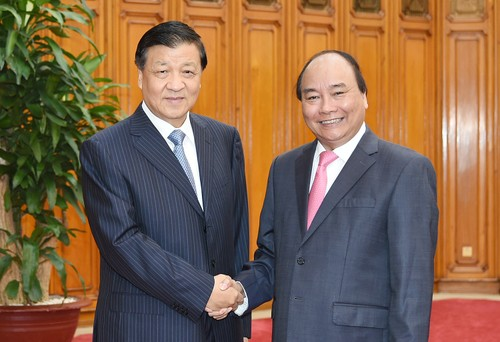 Việt Nam – Trung Quốc phát triển quan hệ láng giềng hữu nghị, đối tác hợp tác chiến lược toàn diện - ảnh 1