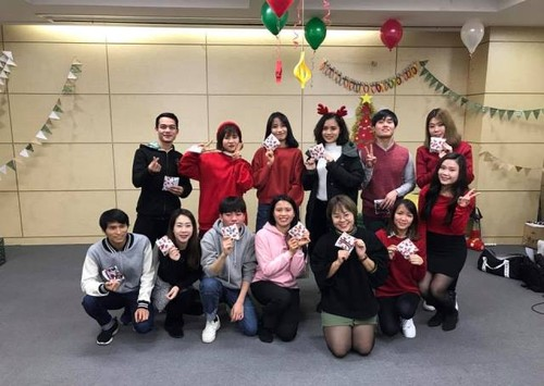 Năm 2017 – một năm sôi động của phong trào sinh viên Việt Nam tại Hàn Quốc - ảnh 7