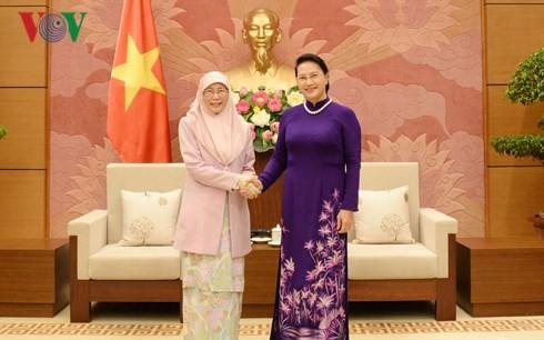 Việt Nam và Malaysia tăng cường hợp tác trên nhiều lĩnh vực - ảnh 1