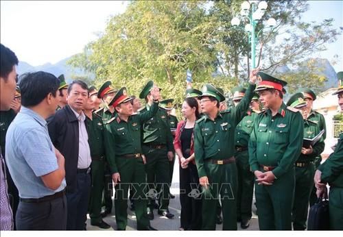 Cao Bằng chuẩn bị sẵn sàng cho giao lưu biên giới hữu nghị Việt - Trung - ảnh 1
