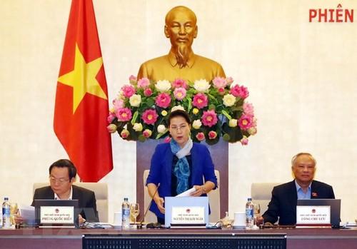 Ngày 11/3, khai mạc Phiên họp thứ 32 của Ủy ban Thường vụ Quốc hội khóa XIV - ảnh 1