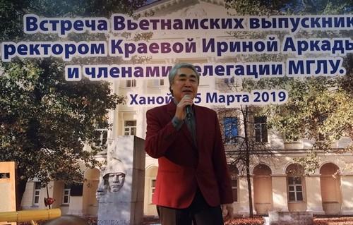 Tri ân những nhà giáo Nga trao truyền tri thức và lẽ sống - ảnh 6