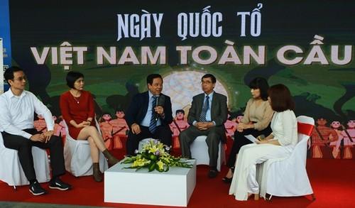 Ngày Quốc tổ Việt Nam toàn cầu - lan tỏa và vinh danh bản sắc, văn hiến Việt Nam - ảnh 1