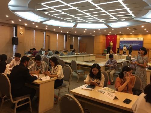 Gặp gỡ doanh nghiệp Việt Nam - Oman - ảnh 1