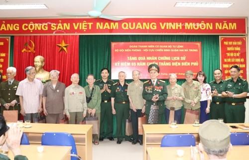 Các hoạt động kỷ niệm 65 năm Chiến thắng Điện Biên Phủ - ảnh 1
