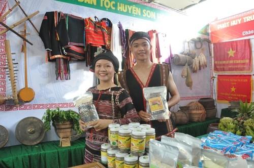 Triển lãm thành tựu kinh tế-xã hội nhân 30 năm tái lập tỉnh Phú Yên - ảnh 1