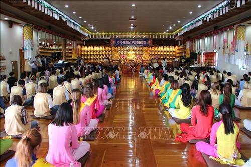 Cộng đồng người Việt nhiều nước trên thế giới tri ân các gia đình cách mạng - ảnh 1
