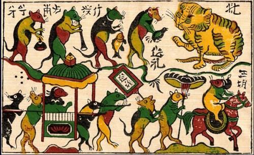Hoàn thiện hồ sơ tranh dân gian Đông Hồ trình UNESCO công nhận là di sản văn hóa thế giới - ảnh 1