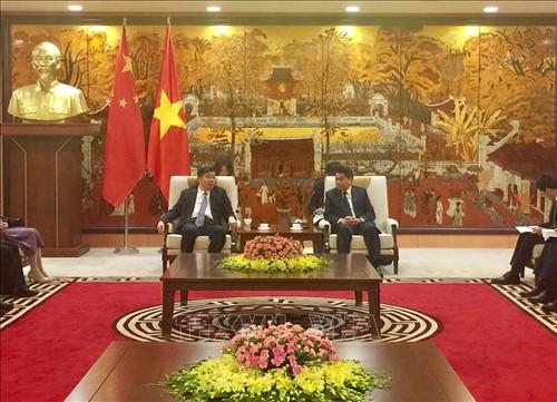 Hà Nội thúc đẩy quan hệ hợp tác với tỉnh Quảng Đông, Trung Quốc - ảnh 1