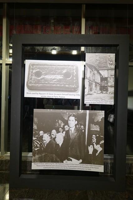 """Triển lãm ảnh """"Dấu ấn Chủ tịch Hồ Chí Minh"""" tại thủ đô Dhaka - ảnh 3"""