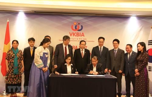 Ra mắt Hiệp hội Doanh nhân và Đầu tư Việt Nam - Hàn Quốc - ảnh 2