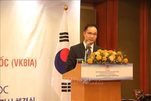 Ra mắt Hiệp hội Doanh nhân và Đầu tư Việt Nam - Hàn Quốc - ảnh 4