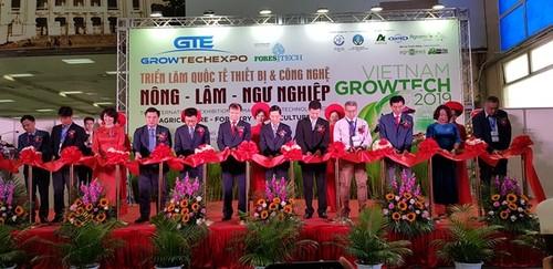 20 quốc gia và vùng lãnh thổ tham gia triển lãm quốc tế Growtech Vietnam 2019 - ảnh 1