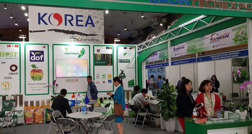 20 quốc gia và vùng lãnh thổ tham gia triển lãm quốc tế Growtech Vietnam 2019 - ảnh 3
