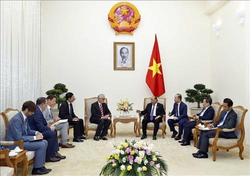 Thủ tướng Nguyễn Xuân Phúc tiếp Đại sứ Đức - ảnh 1