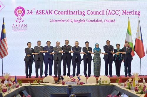 Củng cố đoàn kết thống nhất ASEAN có ý nghĩa chiến lược trong bối cảnh mới - ảnh 1