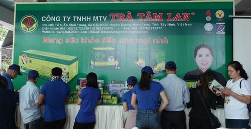 Thanh niên Việt Nam – Campuchia thăm mô hình kinh tế tiêu biểu tỉnh Tây Ninh - ảnh 3