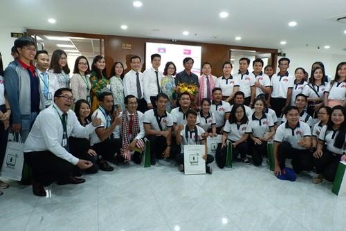 Phát huy tình đoàn kết giữa thanh niên hai nước Việt Nam - Campuchia - ảnh 4