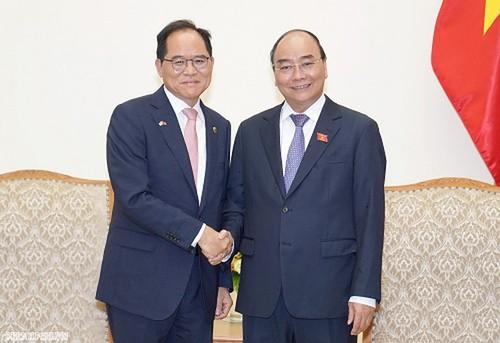 Đại sứ Hàn Quốc mong muốn thúc đẩy đầu tư của Hàn Quốc vào khu vực miền Trung Việt Nam - ảnh 1