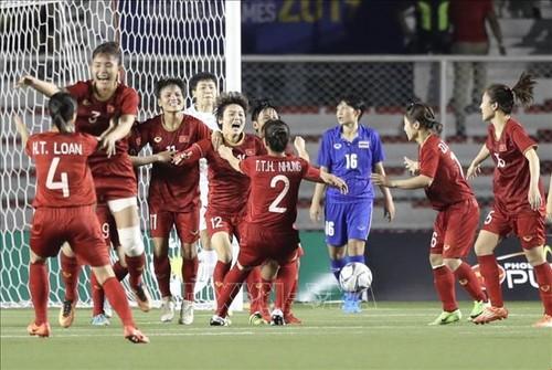 Chủ tịch Trung ương Hội Liên hiệp Phụ nữ Việt Nam gửi thư chúc mừng và tặng thưởng Đội tuyển bóng đá nữ Việt Nam - ảnh 1