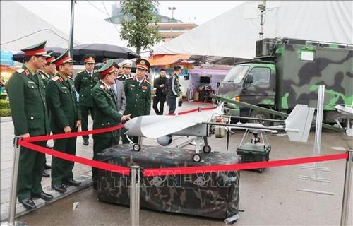 Nhiều hoạt động kỷ niệm 75 năm Ngày thành lập Quân đội nhân dân Việt Nam - ảnh 2