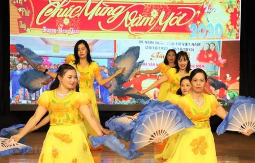 Tết đến sớm với Cộng đồng người Việt tại Macau (Trung Quốc) - ảnh 1