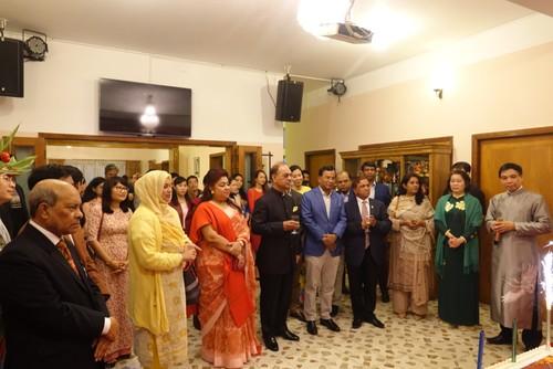 Đại sứ quán Việt Nam tại Bangladesh tổ chức Tết cộng đồng xuân Canh Tý 2020 - ảnh 1