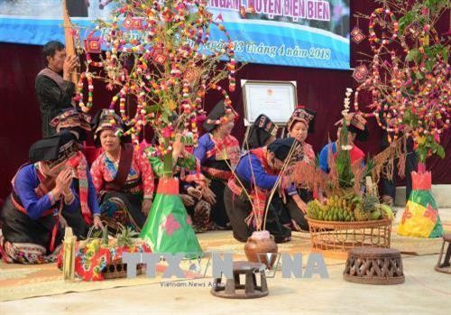 Hỗ trợ phục dựng lễ hội truyền thống các dân tộc thiểu số - ảnh 1