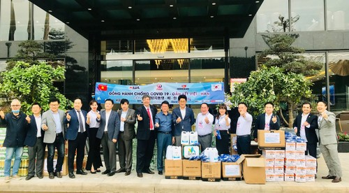 Đồng hành chống dịch Covid-19- gắn kết hai nước Việt - Hàn - ảnh 4