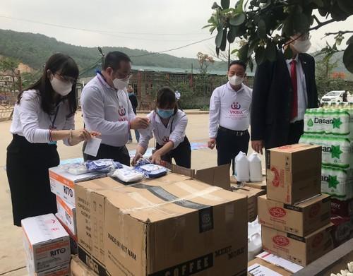 Đồng hành chống dịch Covid-19- gắn kết hai nước Việt - Hàn - ảnh 2