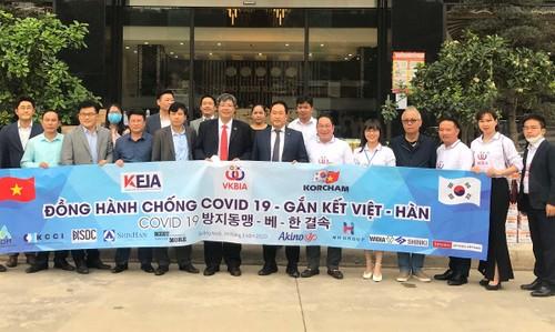 Đồng hành chống dịch Covid-19- gắn kết hai nước Việt - Hàn - ảnh 3