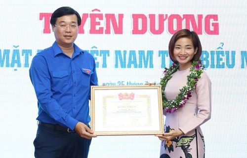 Tuyên dương 10 Gương mặt trẻ Việt Nam tiêu biểu năm 2019 - ảnh 3