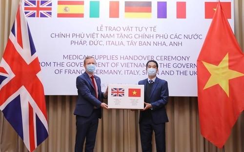 Báo Mỹ ca ngợi Việt Nam viện trợ cho EU chống đại dịch Covid-19 - ảnh 1