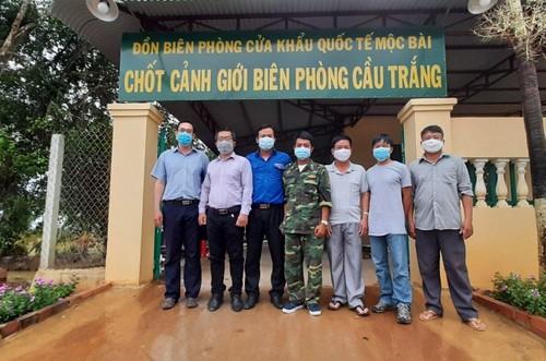 Hội chuyên gia, trí thức Việt Nam - Hàn Quốc lan tỏa yêu thương - ảnh 1