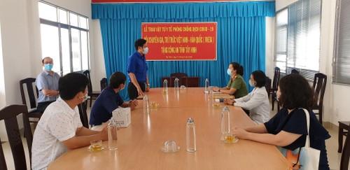 Hội chuyên gia, trí thức Việt Nam - Hàn Quốc lan tỏa yêu thương - ảnh 2