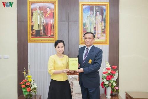 Xuất bản sách về Chủ tịch Hồ Chí Minh bằng tiếng Anh tại Thái Lan - ảnh 1