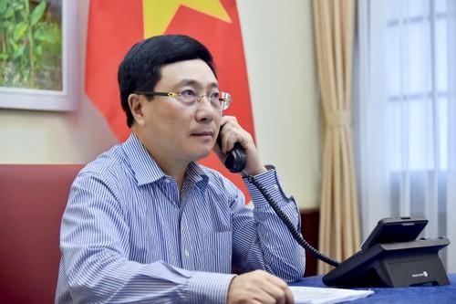 Việt Nam - Liên bang Nga nhất trí tăng cường hợp tác song phương - ảnh 1