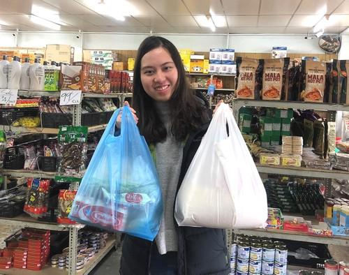 Hỗ trợ thực phẩm cho du học sinh tại Adelaide trong đại dịch Covid-19 - ảnh 1