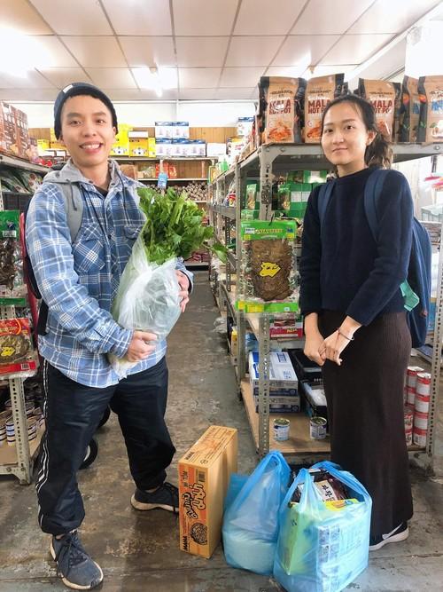 Hỗ trợ thực phẩm cho du học sinh tại Adelaide trong đại dịch Covid-19 - ảnh 2