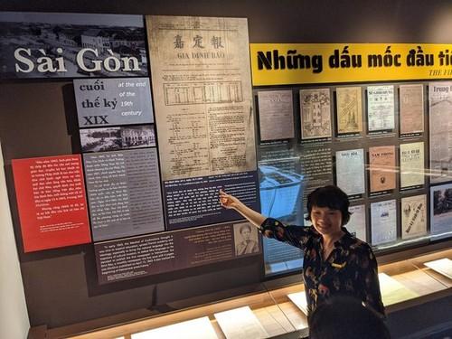 Ngày 19/06 khai trương Bảo tàng Báo chí Việt Nam - ảnh 1