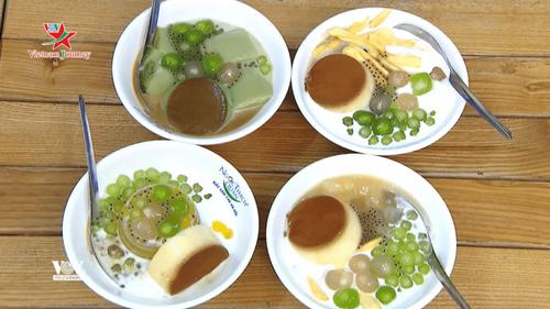 Thưởng thức các món chè trong ngày hè nóng bức - ảnh 1