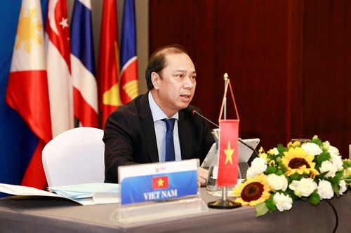Việt Nam kỳ vọng phát triển Tầm nhìn Cộng đồng ASEAN sau năm 2025 - ảnh 1