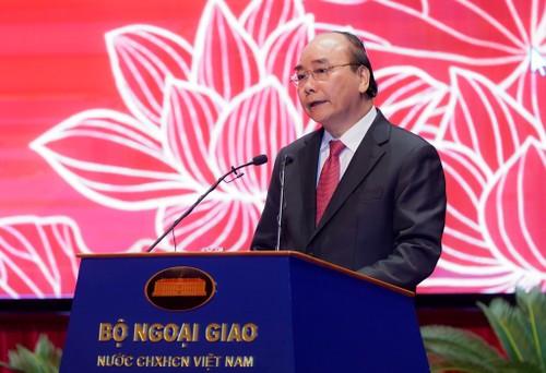 Công tác đối ngoại phải đi đầu trong việc giữ vững môi trường hòa bình, ổn định - ảnh 1