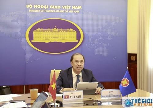 Hội nghị Quan chức cao cấp (SOM) ASEAN đặc biệt về quan hệ đối ngoại ASEAN - ảnh 1