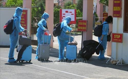 Phú Yên đón hơn 300 công dân từ Liên bang Nga về cách ly - ảnh 1