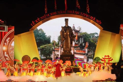 Lễ kỷ niệm 1010 năm Thăng Long - Hà Nội - ảnh 1